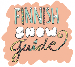 Finnish snow guide